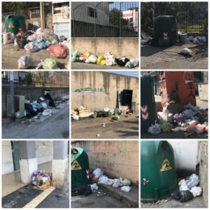 Tour tra i rifiuti. Il consigliere comunale Angelo Chianese denuncia l'inciviltà dei concittadini e l'immobilismo dell'amministrazione comunale