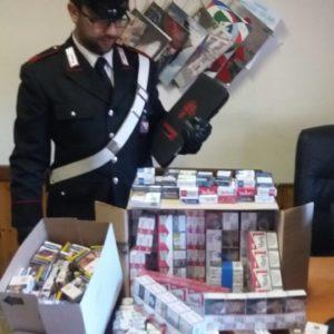 Grumo Nevano, nascondeva oltre 300 pacchetti di sigarette presso la propria abitazione.  Arrestato 48enne