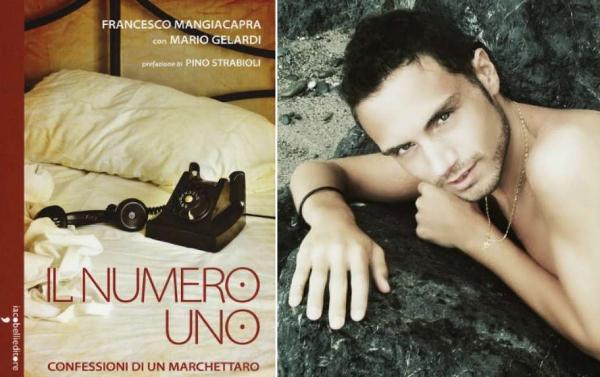 Francesco Mangiacapra, l'escort dei preti presenta il suo libro. Racconta la vita sessuale dei sacerdoti senza veli. Nel mirino anche la diocesi di Aversa