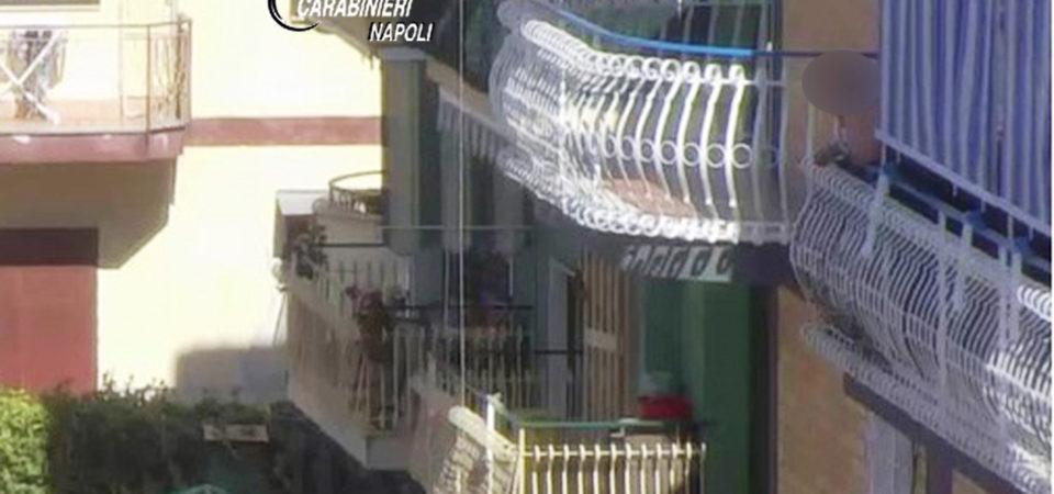 """Casandrino, spacciavano dalla propria abitazione vendendo hashish dal balcone.  Smantellata base di spaccio casalingo con l'operazione """"Romeo e Giulietta"""""""